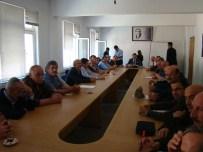 Borçka Köylere Hizmet Götürme Birliği Toplantısı Yapıldı