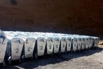 HARŞİT ÇAYI - Gümüşhane Köylerine 500 Çöp Konteyneri Daha