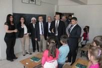 İSMAİL ŞANLI - Halk Bank'tan Diyarbakır'da Eğitime Destek