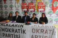 ROJDA - HDP, Erzurum Mitingine Hazırlanıyor