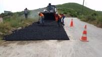 ÜNLÜPıNAR - Karadenizliler Mahallesi'nde Bozuk Yolar Tamir Edildi