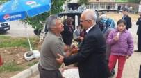 HAMZALAR - MHP Adayı Gönen Bozkır'da