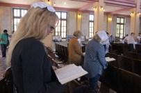 DİNİ ÖZGÜRLÜK - Musevi Cemaati Türkiye İçin Dua Etti