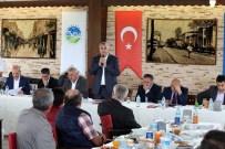 RECEP GARIP - Toçoğlu Açıklaması 'Pamukova'ya 50 Milyonluk Yatırım Yapıyoruz'