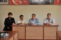 MEVLÜT YIĞIT - Akşehir Belediyesi'nde 54 Geçici İşçi İş Başı Yapacak
