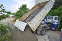 KİBARİYE - Çatısı Çöken Eve 'Yıldırım' Yardım