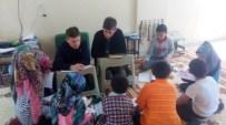 SINANLı - Çocuklara Gönüllü Olarak Kur'an-I Kerim Öğretiyorlar