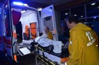 CEMAL TOKTAŞ - Karaman'da Trafik Kazaları  Açıklaması 4 Yaralı