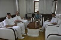 DENIZ KıDEMLI - Komutanlardan Belediyeye Ziyaret