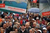 AK Parti Mitingi'nde 'Bozkurt İşareti' Gerginliği
