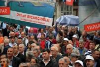 AK Parti Mitinginde 'Bozkurt İşareti' Gerginliği