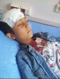 Bağımsız Aday Kılınç'ın Konvoyuna Taşlı Saldırı