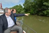 KOZCAĞıZ - Bartın Irmağına 400 Milyon TL'lik Proje