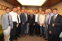 İŞ GÜVENLİĞİ YASASI - Maliye Bakanı Şimşek Açıklaması 'İnşaat Sektörünün Önü Açık Olacak''
