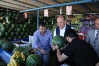 METRO ÇALIŞMASI - Topbaş Açıklaması 'Afet Fonu Adına Toplanan Deprem Paralarını Şişli Ve Diğer Belediyeler Yedi'