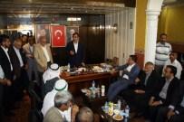ALI İHSAN MERDANOĞLU - Bakan Yılmaz, Çınar'ı Ziyaret Etti