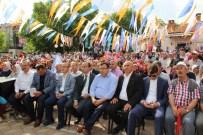MUSTAFA KARAGÖZ - Bülent Turan Çan'da Coşkuyla Karşılandı