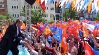 İstanbul Büyükşehir Belediye Başkanı Kadir Topbaş Hemşehrileri İle Mitingde Buluştu