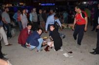 İSMAIL YıLDıRıM - Osmancık'ta Trafik Kazası Açıklaması 2 Yaralı