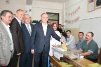 KOÇYAZı - AK Parti Düzce Milletvekili Adayları Oylarını Kullandı