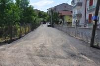 BARIŞ MANÇO - Derince Ve Körfez'de Cadde Ve Sokaklar Asfaltlandı