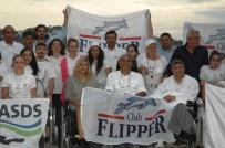 CLUB FLİPPER - İş Adamı Ahmet Bayer'den Engelli Öğrencilere Tam Testek