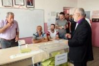 Mardin'de Azınlıklar Da Oy Kullandı