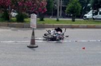 KıLıLı - Kahramanmaraş'ta Trafik Kazası Açıklaması 3 Yaralı