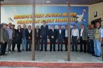 LEYLEK KÖYÜ - Müsteşar Dursun'dan Karacabey Ziyareti