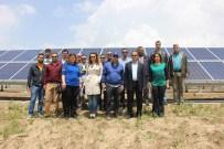 FAHRI KESKIN - Altınyayla'da Güneş Panelleriyle Enerji Üretimi Başladı