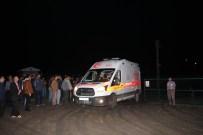 HÜSEYIN ERGÜN - Amasya'da Maden Ocağında Göçük Açıklaması 1 Ölü, 2 Yaralı