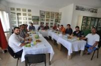 ARİF KARAMAN - Bodrumspor'da Görev Dağılımları Belli Oldu