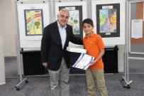 KOMPOZISYON - Dereceye Giren Öğrenciler Ödüllendirildi