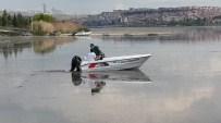 BALIK AĞI - Kızılcahamam Ve Çamlıdere Göletlerine Yeni Kontrol Teknesi