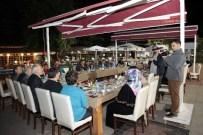 AHMET ARABACı - Başkan Kamil Saraçoğlu 'Basınla Sahur'da Buluştu