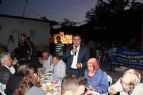 KARASENIR - Başkan Özdemir Karasenirlilerle İftar Yaptı