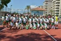 AHMET TOPRAK - Bileydi Tenis Kortları, Kapılarını Öğrencilere Açtı
