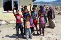 ROJDA - Çanakkale'de Barakada Yaşayan Aileye İstanbul'dan Yardım Eli