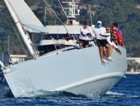 BODRUM TATİLİ - Mustafa Koç'un teknesi yan yattı