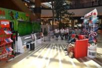 MEDIA MARKT - Piazza'da Pes Turnuvası Heyecanı Başladı