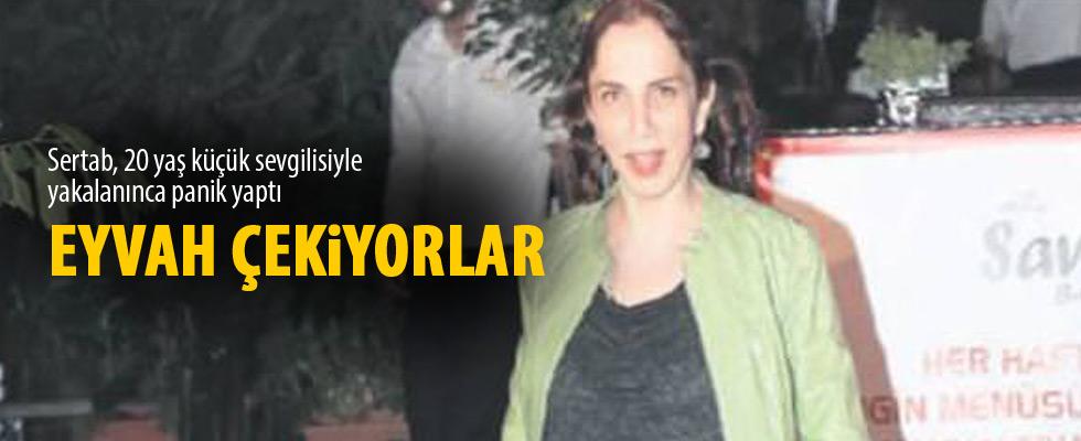 Sertab Erener fena yakalandı