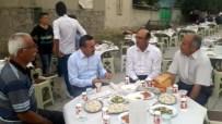 HARUN TÜFEKÇI - Başkan Tutal, İftarda Vatandaşlarla Buluştu