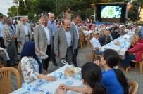 Trabzon Büyükşehir Belediyesi Beşikdüzü'nde İftar Düzenledi