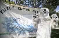 PETROL SONDAJI - Greenpeace'ten Petrol Arama Protestosu