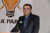 SURİYE ULUSAL KONSEYİ - AK Parti'li Ünal Diyarbakır'da HDP'ye Yüklendi