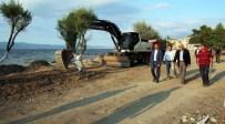 İSMAIL YıLDıRıM - Karaosmanoğlu, 'Dereköy Sahili Karamürsel'e Çok Yakışacak'