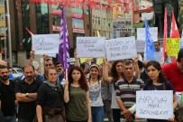 ALPER TAŞ - Rize'de Yeşil Yol Projesi'ne Tepkiler