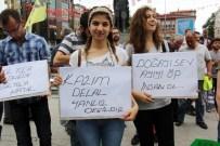 ALPER TAŞ - Taş Açıklaması 'Yeşil Yol Barbarlık Anlamına Geliyor'
