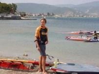 Çağla Kubat Açıklaması 'Haylazlı Plajının Gelişeceğine İnanıyorum'