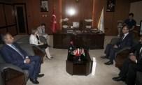 YASER ARAFAT - Filistin'in Ankara Büyükelçisi Mustafa Gaziantep'te Açıklaması